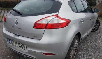 Renault Megane 2013 full