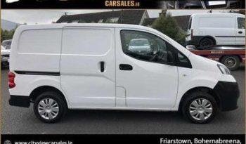 Nissan NV200 2016 ESP 2 SLIDE DOORS//HIGH SPEC//CRUISE//REVERSE CAM//INCLUDING VAT//FINANCE AVAILABLE full