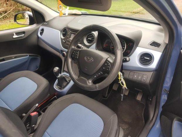 Hyundai i10 2016 full