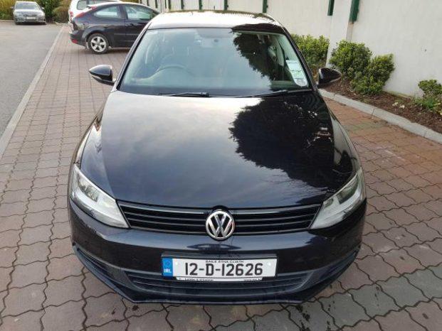 Volkswagen Jetta 2012 full