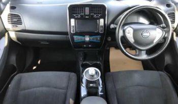 2016 Nissan Leaf EV SV COLD PK 30KW 4DR AUTO//SAT NAV//REVERSE CAMERA//NEW NCT//FINANCE AVAILABLE full