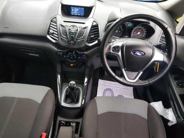 Ford Ecosport 2016 full