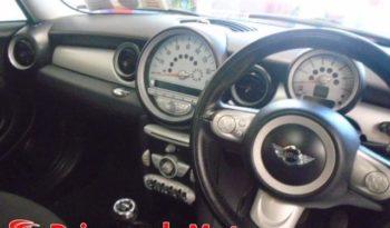 2009 Mini Cooper D full