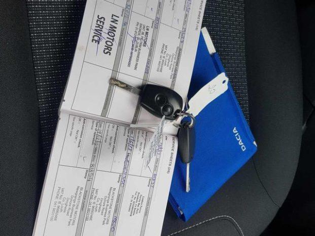 Dacia Duster 2014 full