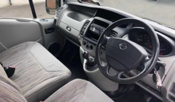 2014 Nissan Primastar LWB 115//INCLUDING VAT//LOW MILES//BLUETOOTH//FINANCE AVAILABLE full