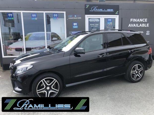 Mercedes-Benz GLE Class 2016 full