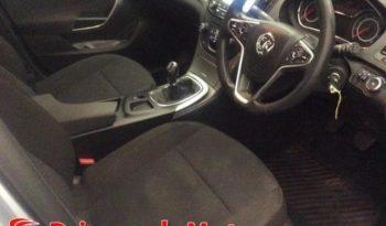 Opel Insignia 2015 full