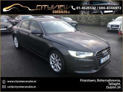 Audi A6 2.0TDI 2011SE 177BHP//SERVICE HISTORY//SAT NAV//FINANCE AVAILABLE