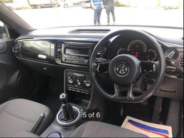 Volkswagen Beetle 2015 full