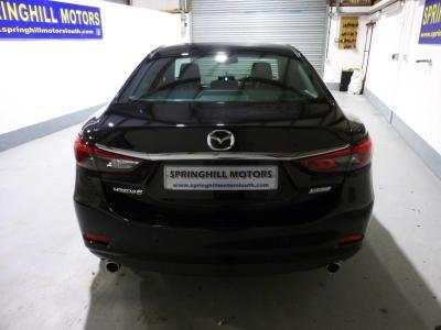 Mazda Mazda6 2016 full