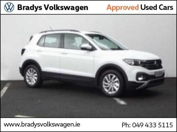 Volkswagen T-Cross 2019 full