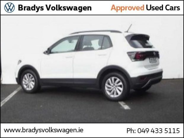 Volkswagen T-Cross 2019 full