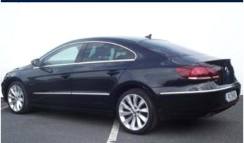 VW Passat CC 2014 CC 2.0 TDI GT BMT 140PS 4DR full