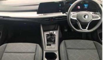 VW Golf 2020 LIFE 2.0 TDI 115BHP M6F full