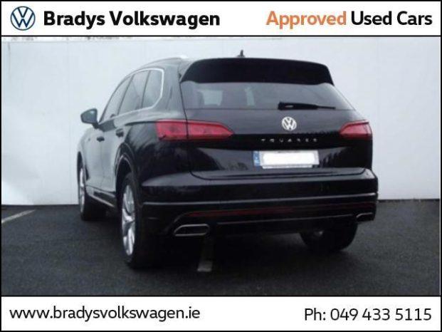 VW Touareg 2018 RL 3.0tdi 4M 286BHP 5DR AUTO full