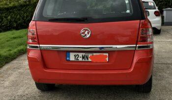 Opel/Vauxhall Zafira full