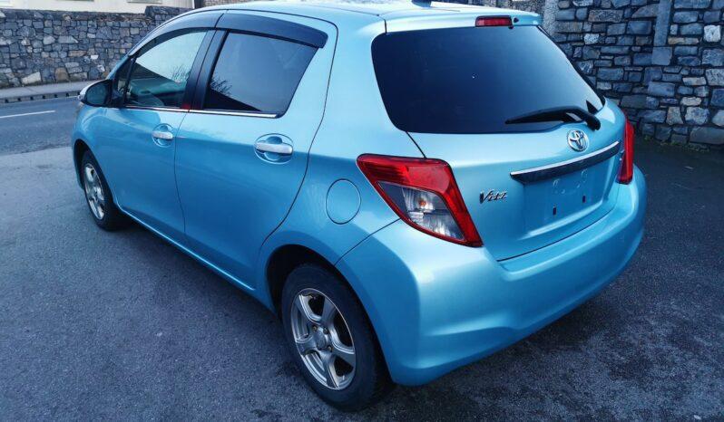 2011 TOYOTA VITZ 1L PETROL NEW NCT full