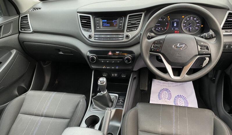 HYUNDAI TUCSON 2015 1.7 CRDI BLUE DRIVE S 2WD full