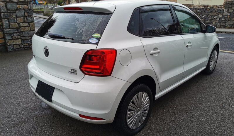 2015 VOLKSWAGEN POLO 1.2 AUTO NEW NCT full