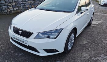162D SEAT LEON 1.2 SE TSI, LOW MILES, NEW NCT full