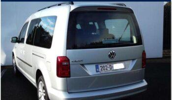 Volkswagen Caddy Maxi Life 2020 full