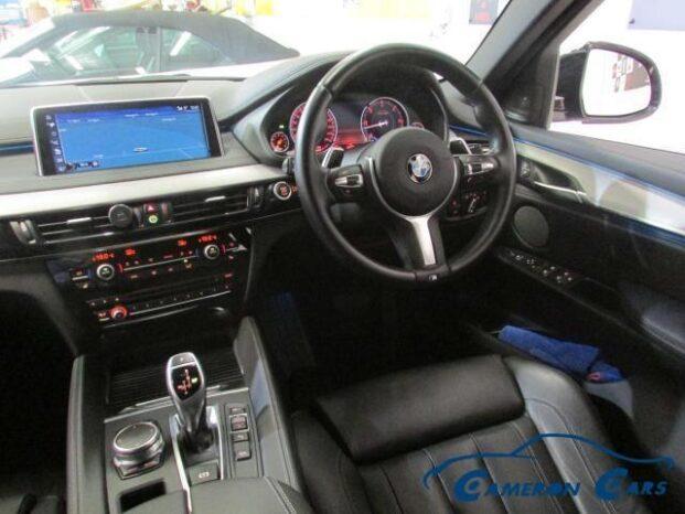 BMW BMW X6 2017 full