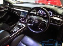 Audi A8 2018 full