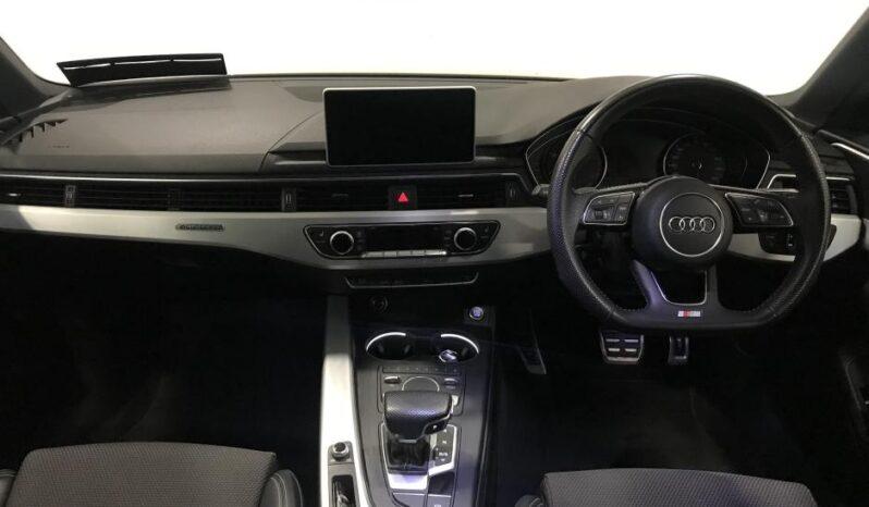 Audi A4 2017 full