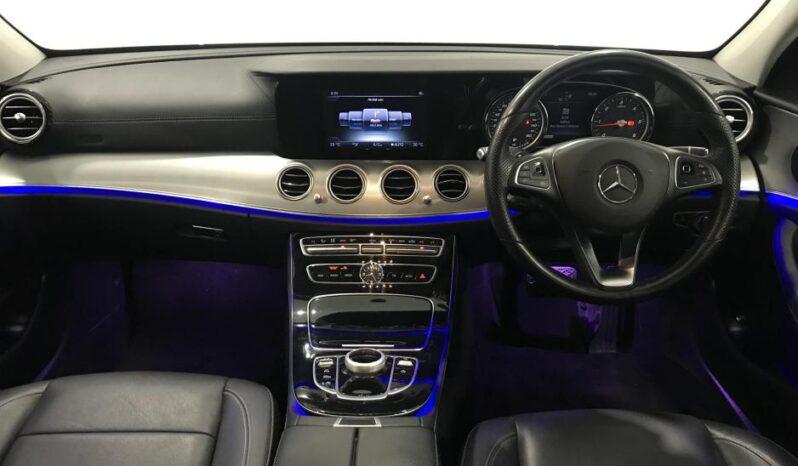 Mercedes-Benz E Class 2017 full
