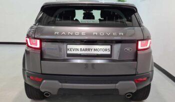 Land Rover Range Rover Evoque 2018 full