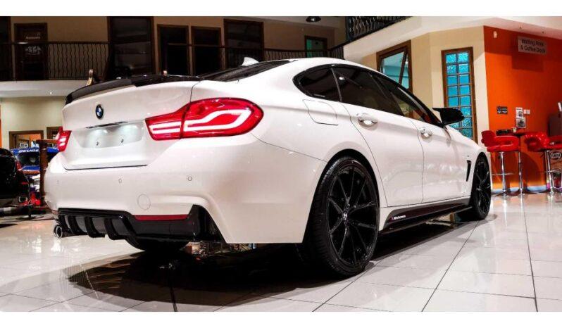BMW 4 Series 2017 full