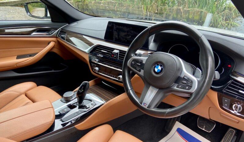 BMW 5 Series 2018 full