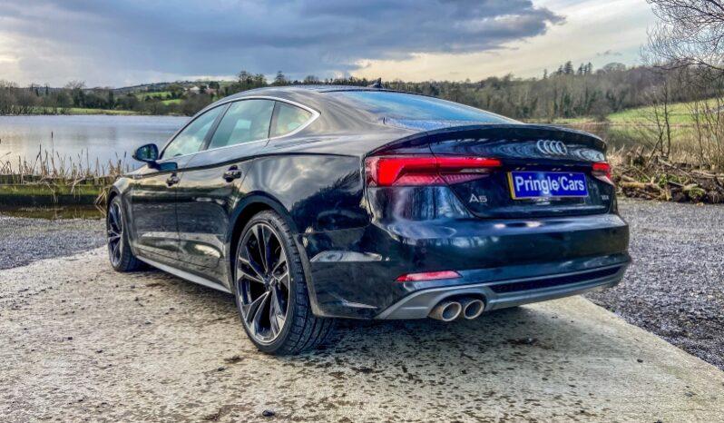 Audi A5 2017 full