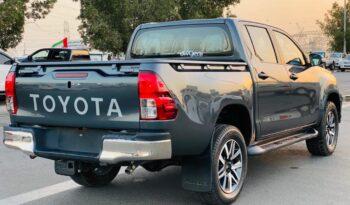 Toyota Hilux Pickup 2018 full