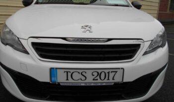 Peugeot 308 2017 full