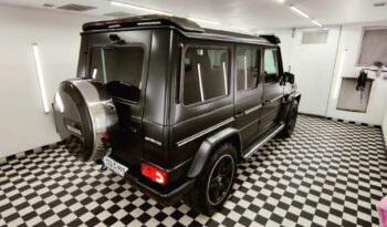 Mercedes G Wagon G63 V8 5.5 AMG BITURBO full