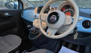 FIAT 500 1.2 PETROL LOUNGE 69BHP full
