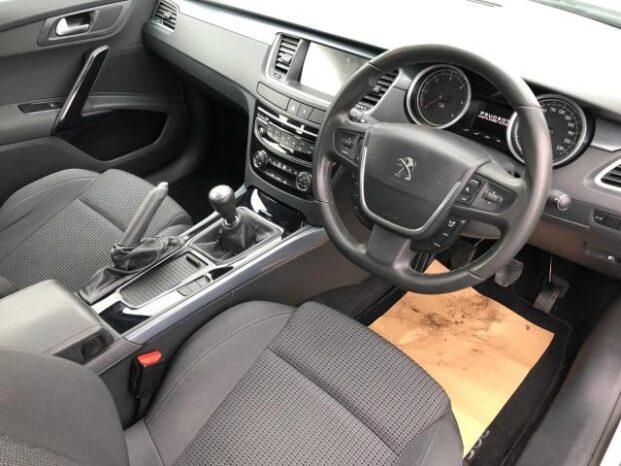 Peugeot 508 2015 full