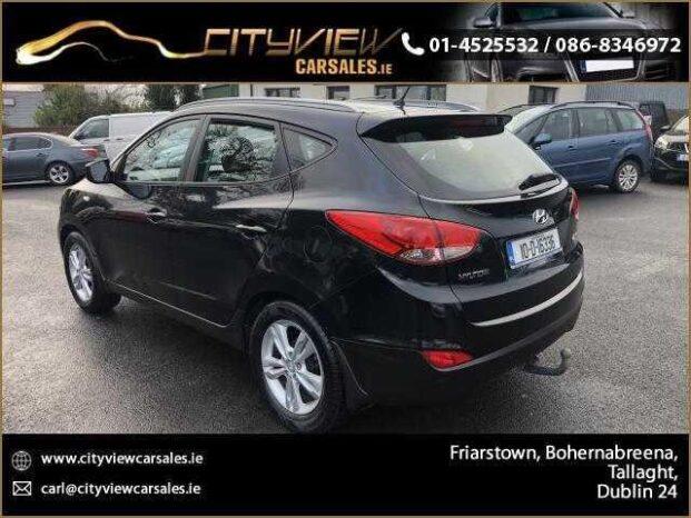 Hyundai ix35 2010 full