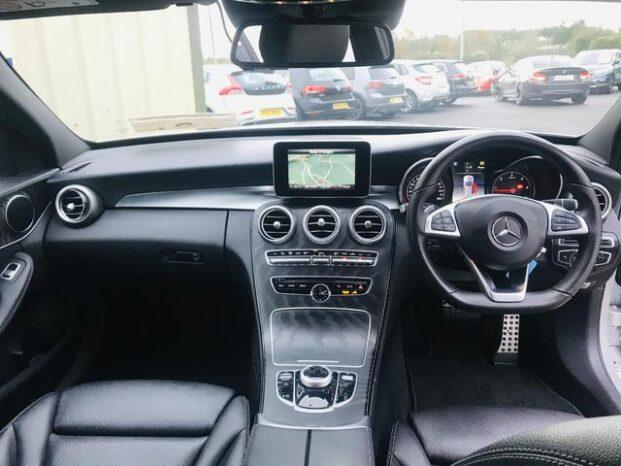 Mercedes-Benz C Class 2017 full
