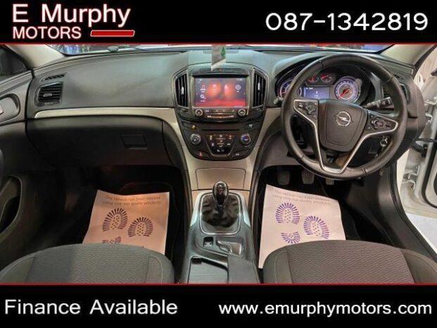 Opel Insignia 2016 full