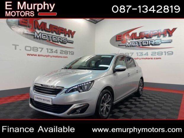 Peugeot 308 2015 full