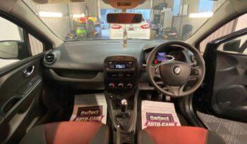 Renault Clio 2013 full