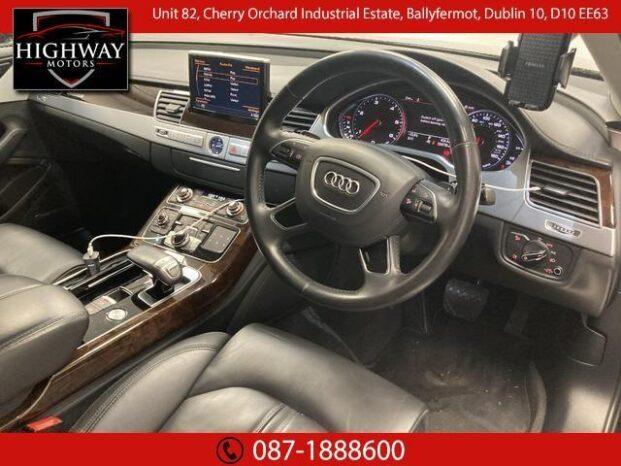 Audi A8 2014 full