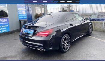 Mercedes-Benz CLA Class 2018 full