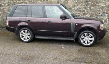 Land Rover Range Rover 2009 full