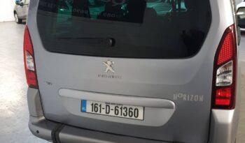 Peugeot Partner Tepee 2016 full