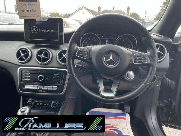 Mercedes-Benz CLA Class 2017 full