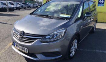 Opel Zafira 2018 full