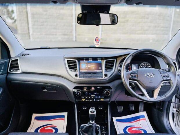 Hyundai Tucson 2016 full